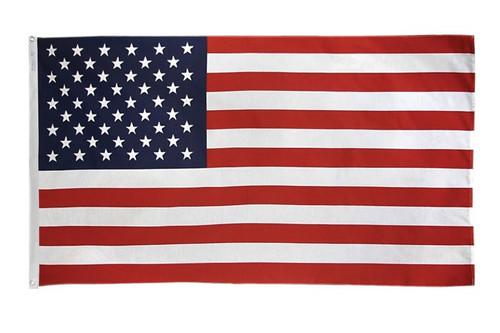 USA Flag - 3' X 5' Polyester