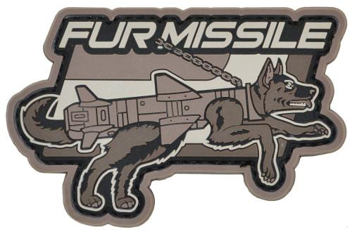 Fur Missile Patch