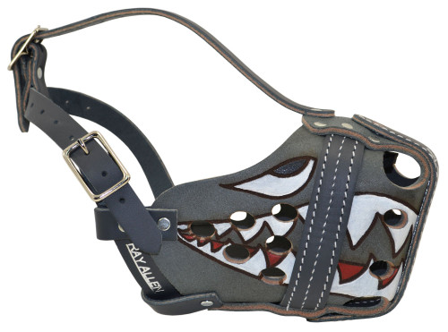 Ray Allen Custom Design Bomber Muzzle