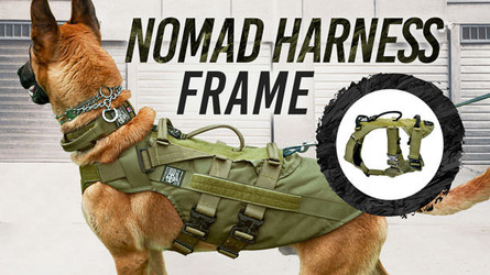 Nomad Harness Frame - Interchangeable Harness System