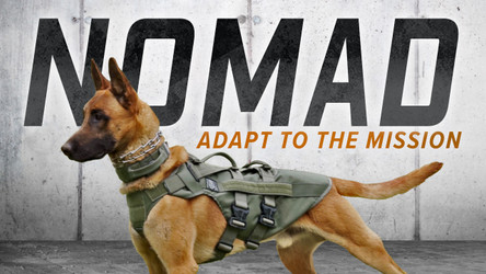 Nomad Dog Harness - Adapt to the Mission