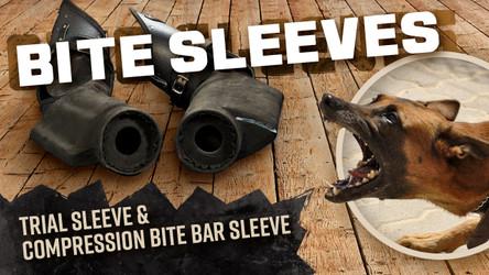 Compression Bite Bar Sleeves