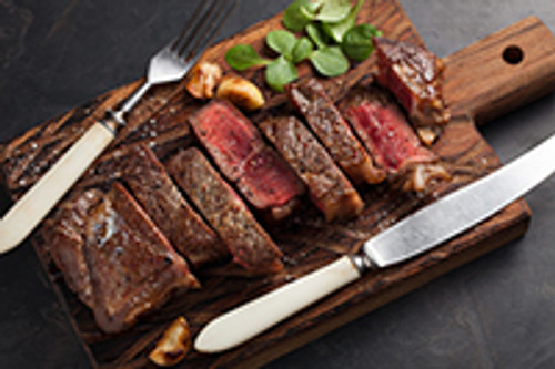 ROASTED BEEF TENDERLOIN WITH CARAMELIZED ONIONS