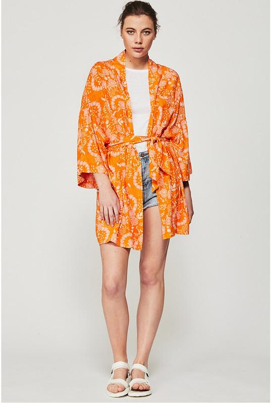 Kimono in Tangerine Dream
