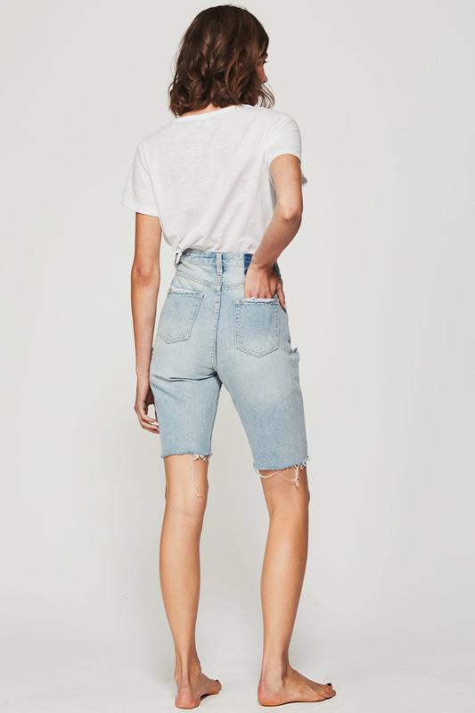 The Denim Bermuda Short
