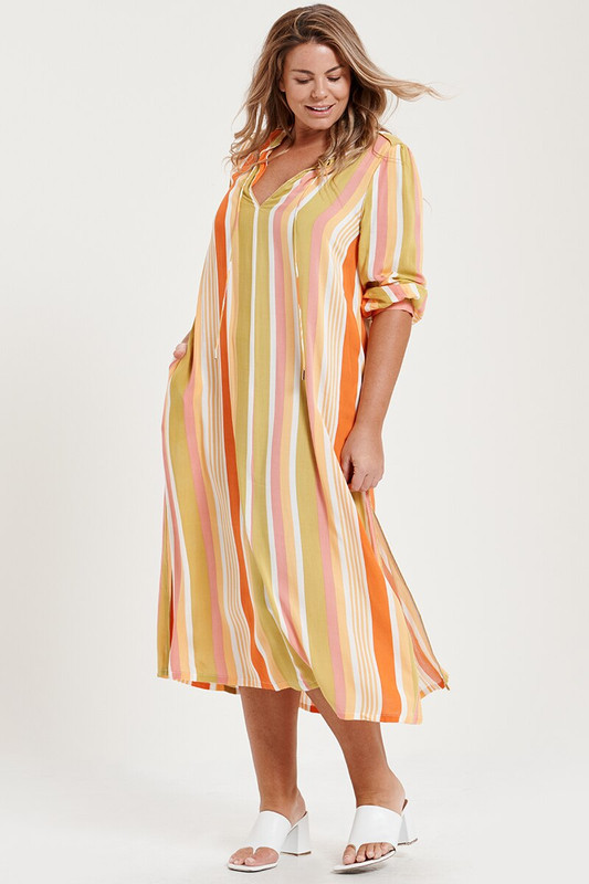 Daphne Dress in Island Time