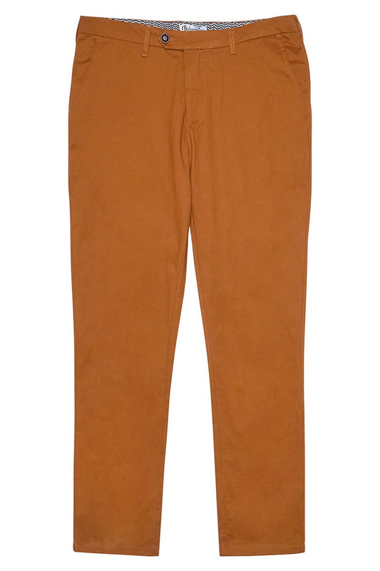 Mister Classic Chino in Rust