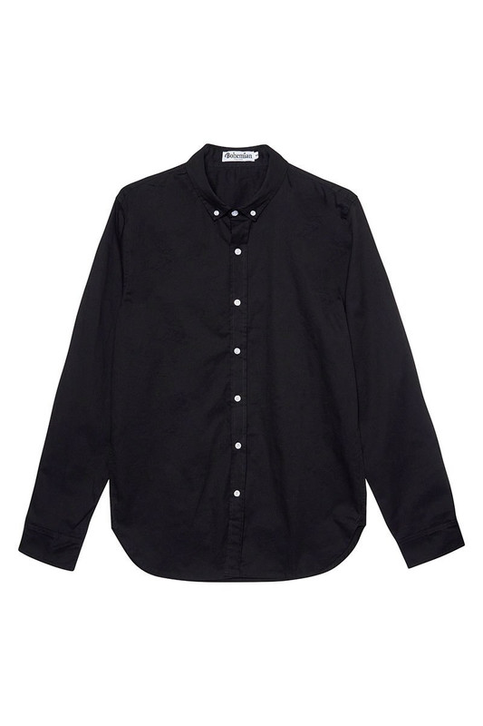 Mister Classic Shirt in Black