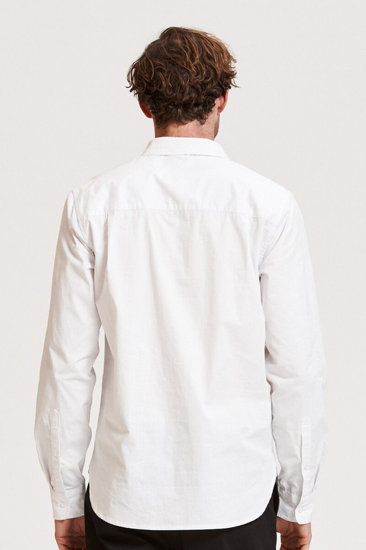 Mister Classic Shirt in White