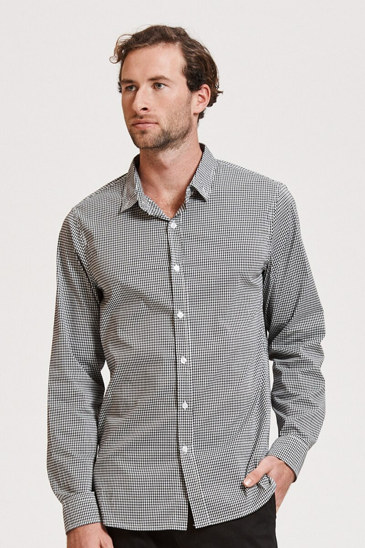 Mister Classic Shirt in Check