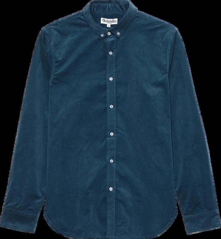 Mister Classic Cord Shirt