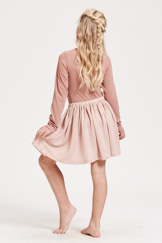 Little Flip Skirt in Glitter