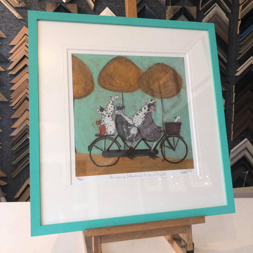 How Many Dalmations Fit on a Bicycle by Sam Toft