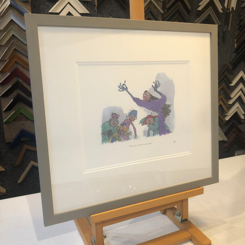 Quentin Blake - The Witches
