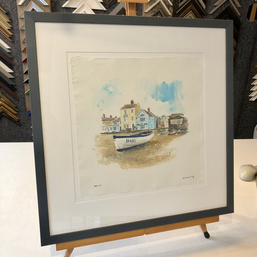David Kearney - On the Beach at Aldeburgh SOLD