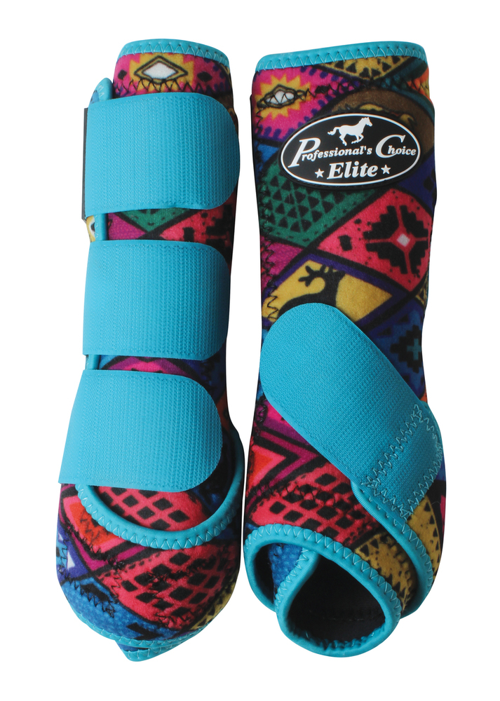 Professional's Choice Ventech Elite Value Pack in Limited Edition Rancho.  The value combo pack includes both the front and rear Professional's Choice Ventech Elite Boots.