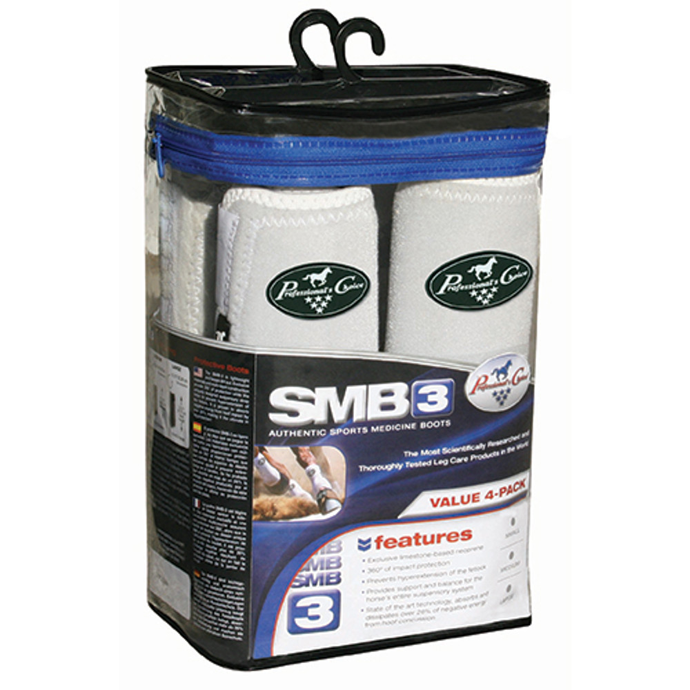 Professional's Choice Sport Medicine Boots; SMB-3 Value Pack.