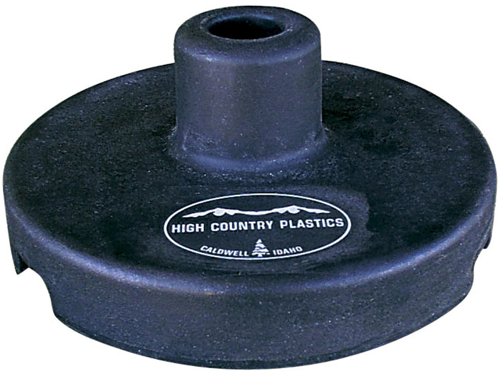 High Country Plastics Pole Bending Bases; includes a set of six (6) (bases & poles packages sold separately or as combo set).  If selecting the bases only option you would get 6 bases.