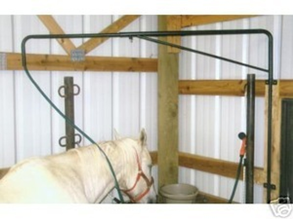 High Country Plastics Over The Top Wash System; improves safety and organization.