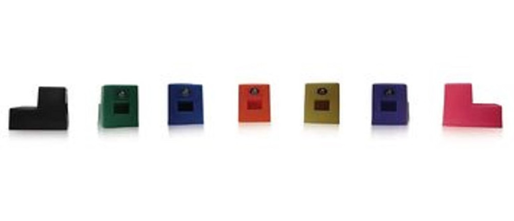 High Country Plastics 2 Step Mounting Block Color Grouping