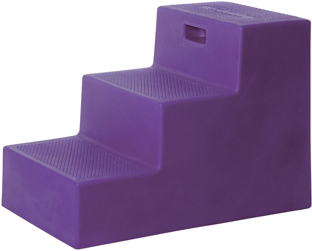High Country Plastics 3 Step Mounting Block in Purple