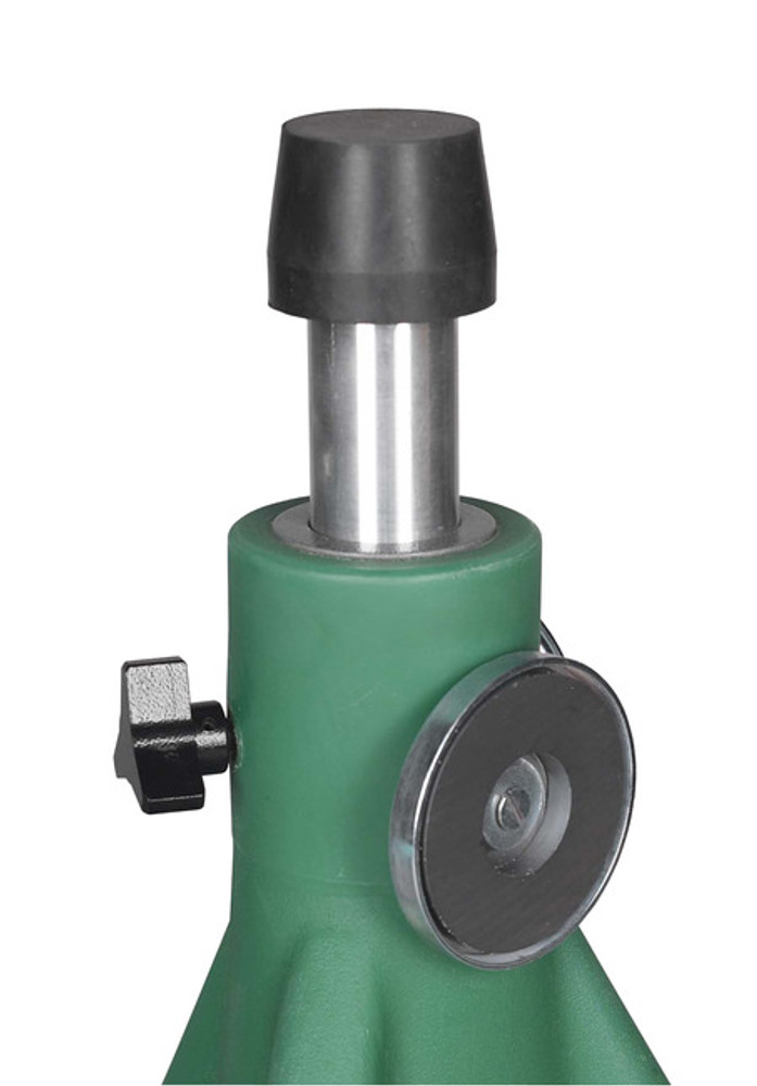 Equine Innovations Combo Hoofjack - the combo model will come with two posts, each having a different sized rubber end cap.