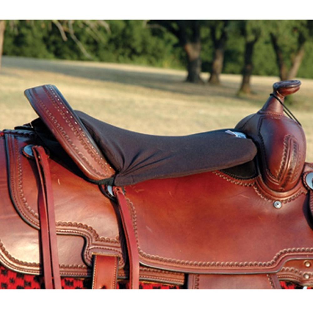 CASHEL TUSH CUSH Western Saddle Pad Cushion Regular Long Thickness Horse Tack
