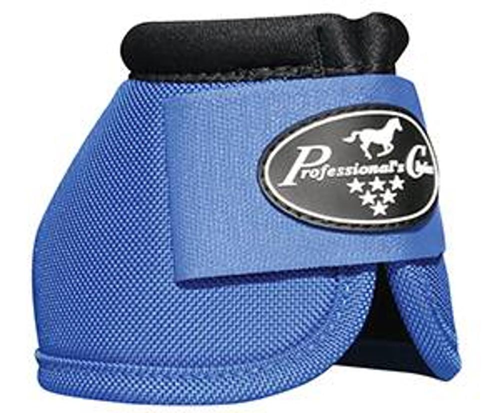Professional's Choice Ballistic Overreach Bell Boots - ROYAL BLUE