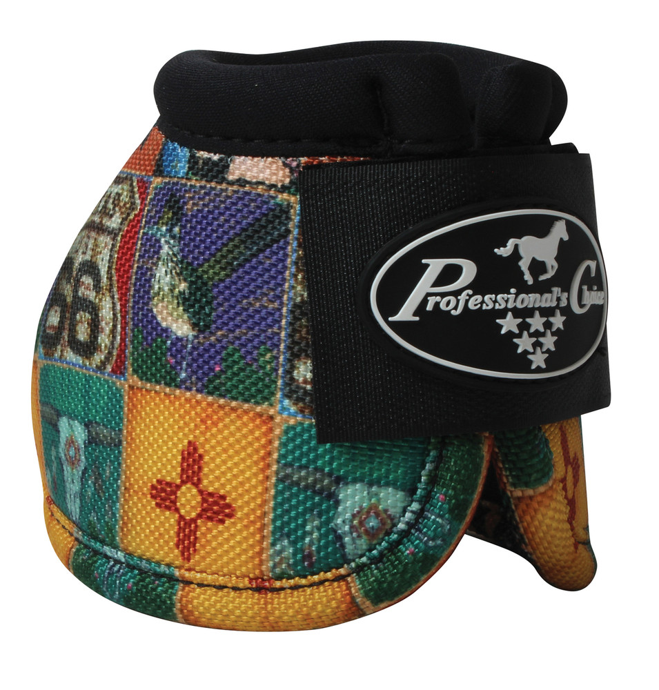 Professional's Choice Ballistic Overreach Bell Boots - Rodeo Limited Edition