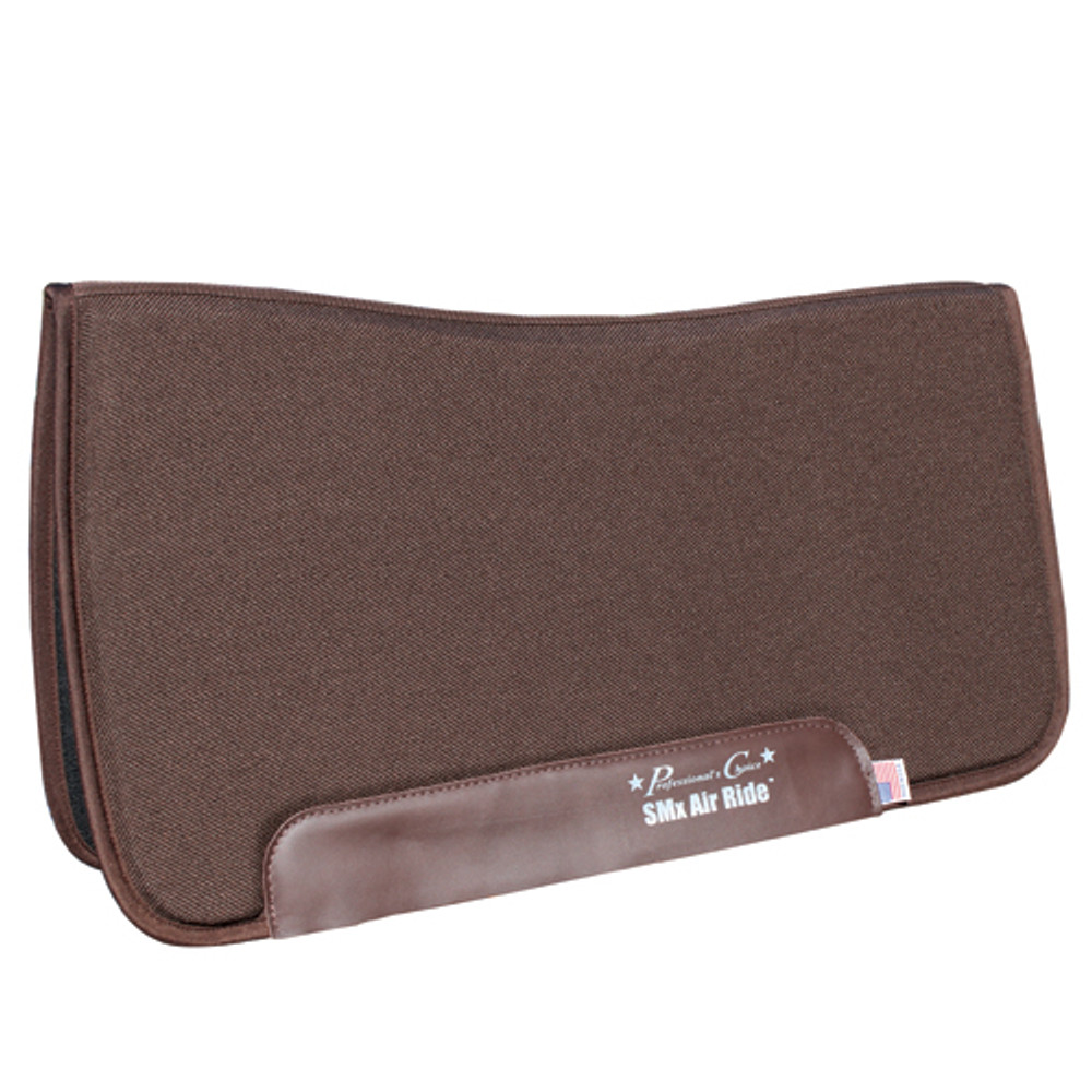 Professional's Choice All Around Air Ride Pad Brown Felt