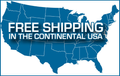 Free Shipping to the Lower 48