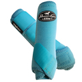 Professional's Choice Ventech Elite Value Pack in Turquoise.  The value combo pack includes both the front and rear Professional's Choice Ventech Elite Boots at a discounted price.