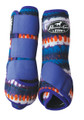 Professional's Choice Ventech Elite Value Pack in Limited Edition Quartz.  The value combo pack includes both the front and rear Professional's Choice Ventech Elite Boots.