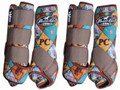 Professional's Choice Ventech Elite Value Pack in Limited Edition PC Diamond.  The value combo pack includes both the front and rear Professional's Choice Ventech Elite Boots.