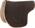 Optional (but recommended) black Soft Saddle Pad.  Helps protect your soft saddle and helps reduce slippage.  Comes in Black.