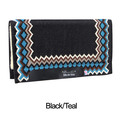 Professional's Choice Shilloh pad in Black / Teal