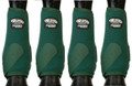 The Weaver high-performance athletic boots are engineered with a Dynamic Sling System that provides superior support and protection to the suspensory tendons and ligaments.  Color -- Hunter Green.