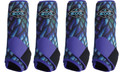 Professional's Choice Brrr 2XCOOL Sports Medicine Boot Value 4-PACK - Limited Edition Dragon Scales Medium.  Includes front and rear boots.