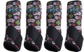 Professional's Choice Brrr 2XCOOL Sports Medicine Boot Value 4-PACK - Limited Edition Poker Medium.  Includes front and rear boots.