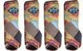 Professional's Choice Brrr 2XCOOL Sports Medicine Boot Value 4-PACK - Limited Edition Sunflower Medium.  Includes front and rear boots.