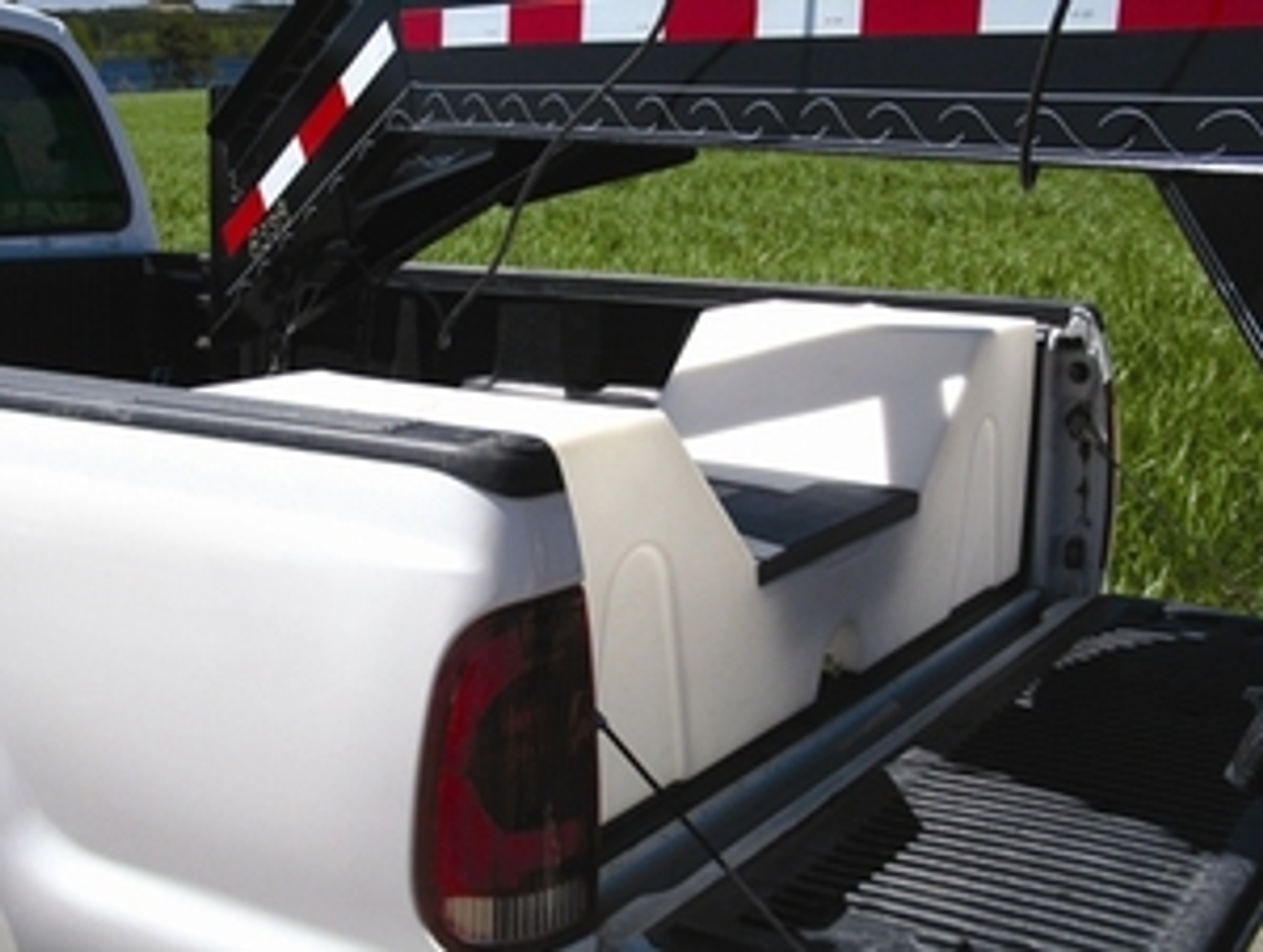 63 GALLON Pickup Truck Bed Water Caddy - High Country Plastics