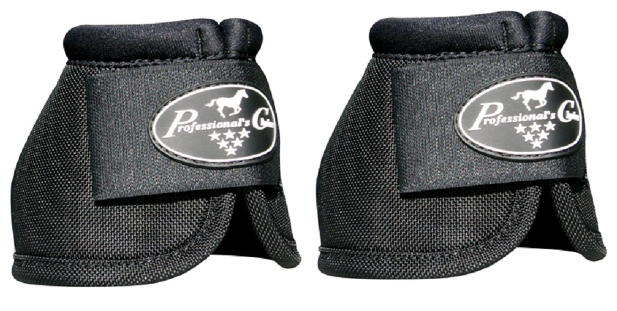 Professionals Choice Horse Equine Overreach Ballistic Bell Boots Ranchero