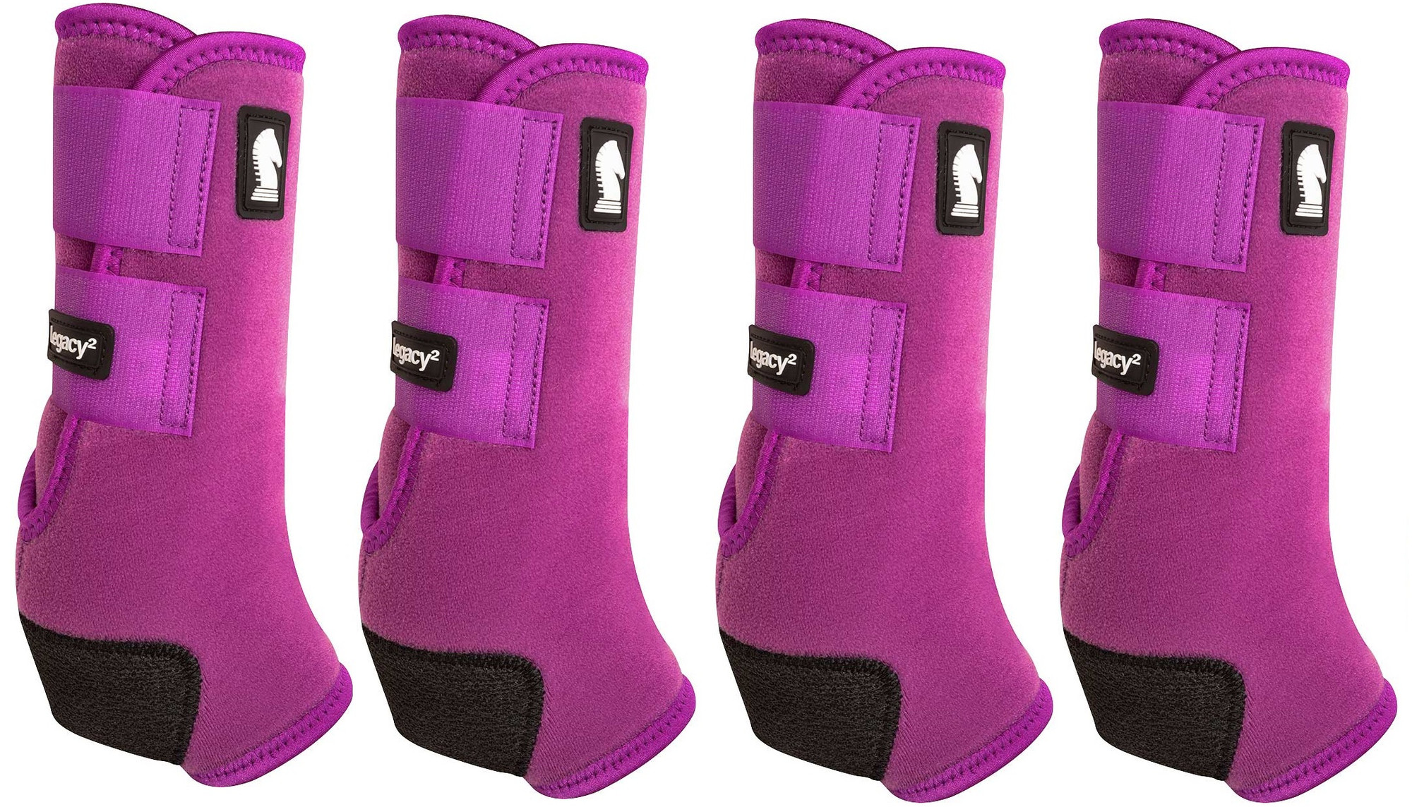 Classic Equine Lightweight Legacy2 Front Sports Boots Pair Mint U-02MT