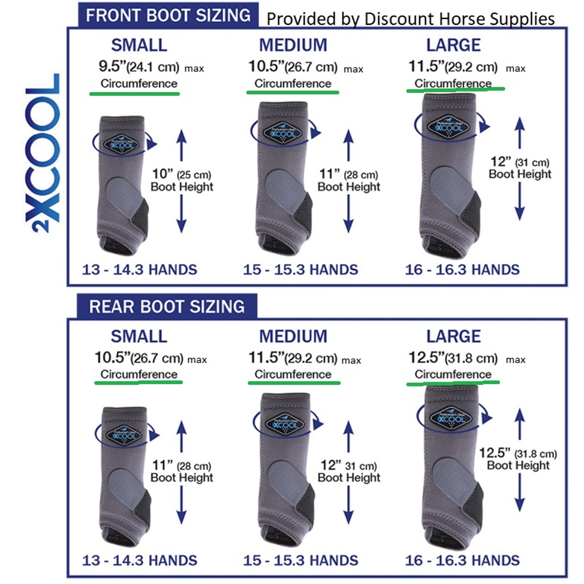 Details about  /Professionals Choice Brrr 2XCOOL Value 4 Pack BLACK Small Prof Pro SMB Boots