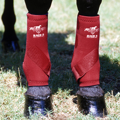 Professional's Choice SMBII Sport Medicine Boots. SMB IIs are the best selling equine leg care products in the world. They have protected countless performance horses over the years in every imaginable event, including polo, jumping, reining, barrel racing, endurance, working cow horse and many others.