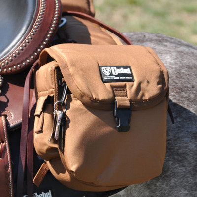 Cashel Medium Rear Western Saddle Bag