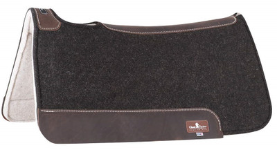 Classic Equine Extra Sensory Protection (ESP) Felt Top Western Saddle Pad.  This is one of their premium top selling pads.