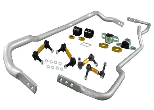 Whiteline Performance - Front and Rear Sway Bar Kits - Nissan (Z33) 350Z 2003-2009