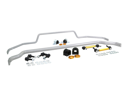Whiteline Performance - Front and Rear Sway Bar Kits - Nissan (R34) GT-R 2009-2018