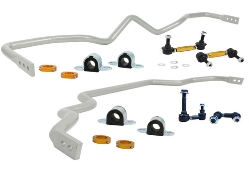 Whiteline Performance - Front and Rear Sway Bar Kits - Nissan (Z34) 370Z 2009-2018